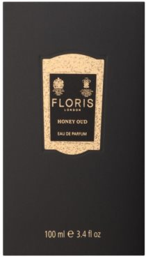 Floris Honey Oud Eau de Parfum unisex 4