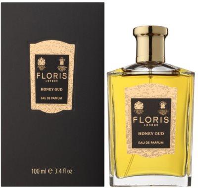 Floris Honey Oud parfémovaná voda unisex