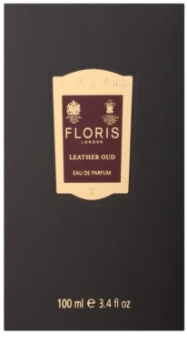 Floris Leather Oud Eau de Parfum unisex 4