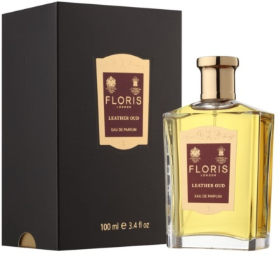 Floris Leather Oud Eau de Parfum unisex 1