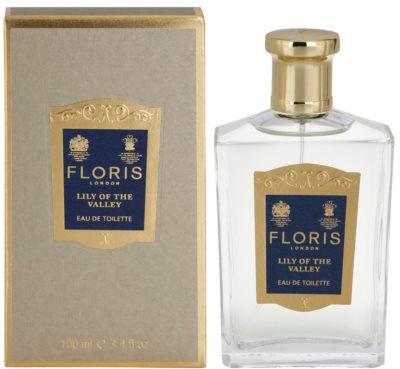 Floris Lily of the Valley eau de toilette para mujer