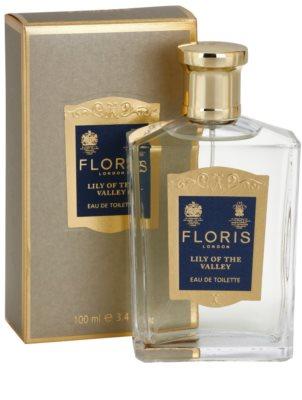 Floris Lily of the Valley eau de toilette para mujer 1