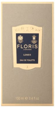 Floris Limes eau de toilette unisex 4