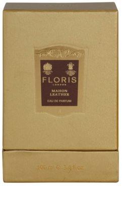 Floris Mahon Leather Eau De Parfum pentru barbati 4