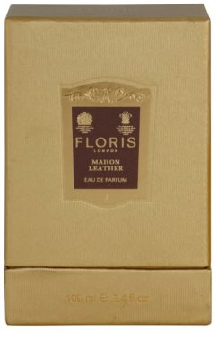 Floris Mahon Leather parfémovaná voda pre mužov 4