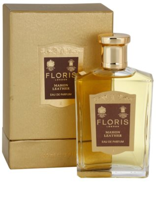 Floris Mahon Leather woda perfumowana dla mężczyzn 1