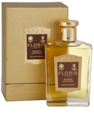 Floris Mahon Leather parfémovaná voda pre mužov 1