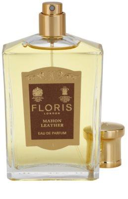 Floris Mahon Leather Eau De Parfum pentru barbati 3