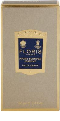 Floris Night Scented Jasmine toaletní voda pro ženy 4