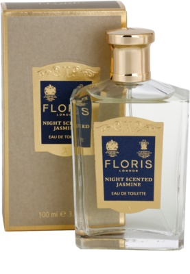 Floris Night Scented Jasmine toaletní voda pro ženy 1