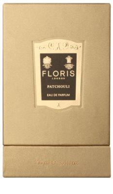 Floris Patchouli woda perfumowana dla mężczyzn 4
