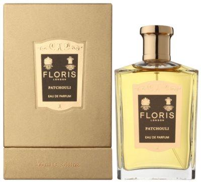 Floris Patchouli eau de parfum para hombre