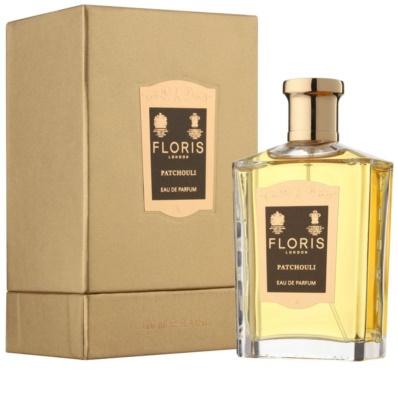 Floris Patchouli woda perfumowana dla mężczyzn 1