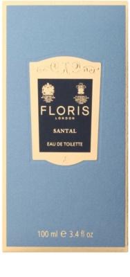Floris Santal Eau de Toilette für Herren 4