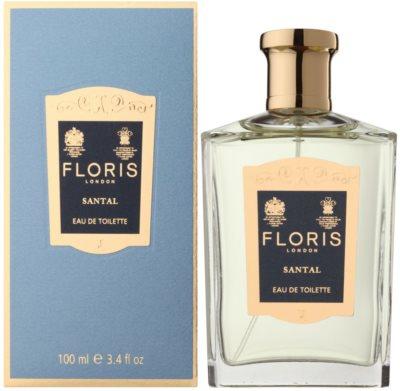 Floris Santal Eau de Toilette für Herren