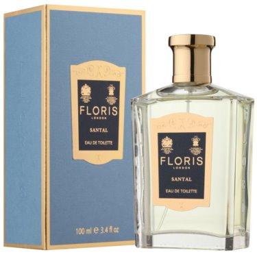 Floris Santal туалетна вода для чоловіків 1