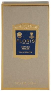 Floris Soulle Ambar eau de toilette nőknek 4