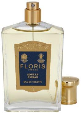 Floris Soulle Ambar eau de toilette nőknek 3