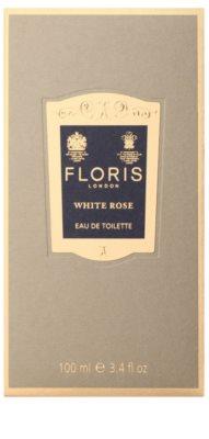 Floris White Rose Eau de Toilette pentru femei 4