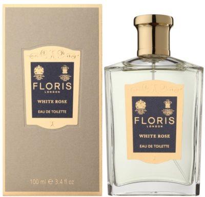 Floris White Rose eau de toilette nőknek
