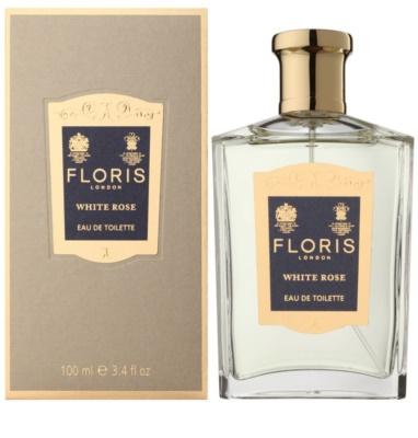 Floris White Rose toaletní voda pro ženy