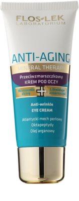 FlosLek Laboratorium Anti-Aging Mineral Therapy crema antiarrugas para contorno de ojos
