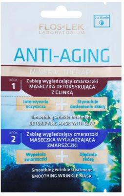 FlosLek Laboratorium Anti-Aging Mineral Therapy protivrásková péče s minerály