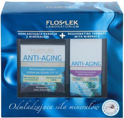 FlosLek Laboratorium Anti-Aging Mineral Therapy set cosmetice I.
