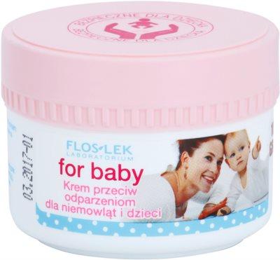 FlosLek Laboratorium For Baby krém pro děti proti opruzeninám