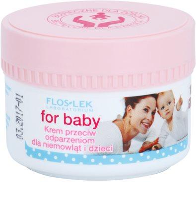 FlosLek Laboratorium For Baby крем для дітей від попрілостей