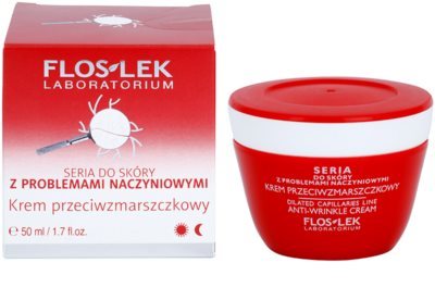 FlosLek Laboratorium Dilated Capillaries crema tonifianta antirid 1