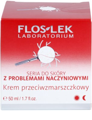 FlosLek Laboratorium Dilated Capillaries crema tonifianta antirid 2
