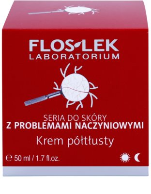 FlosLek Laboratorium Dilated Capillaries crema restauradora antivarices 2