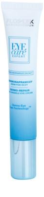 FlosLek Laboratorium Eye Care Expert крем для шкіри навколо очей проти зморшок та темних кіл