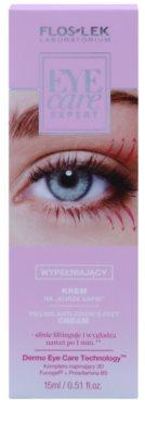 FlosLek Laboratorium Eye Care Expert Creme zum Auffüllen von Falten im Augenbereich 2