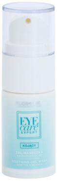 FlosLek Laboratorium Eye Care Expert успокояваща гел-маска за околоочната област
