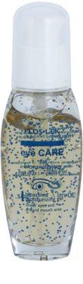 FlosLek Laboratorium Eye Care bioaktives feuchtigkeitsspendendes Gel für Augen und Lippen