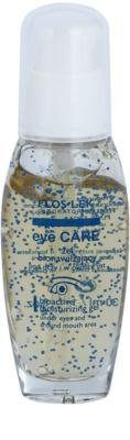 FlosLek Laboratorium Eye Care Gel hidratant bioactiv pentru jurul ochilor și buzelor