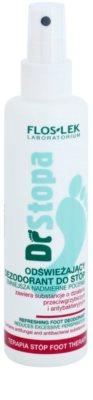 FlosLek Laboratorium Foot Therapy osvěžující deodorant na nohy ve spreji