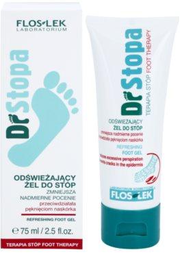 FlosLek Laboratorium Foot Therapy erfrischendes Balsam für Füssen 1