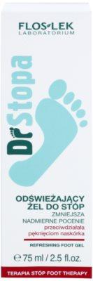 FlosLek Laboratorium Foot Therapy erfrischendes Balsam für Füssen 2
