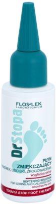 FlosLek Laboratorium Foot Therapy fuído suavizante  para calos e calosidades