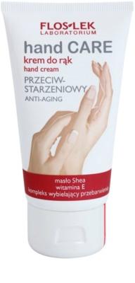 FlosLek Laboratorium Hand Care Anti-Aginig crema de maini anti-imbatranire