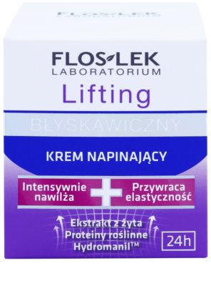 FlosLek Laboratorium Lifting Immediate učvrstitvena krema proti gubam 2