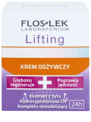 FlosLek Laboratorium Lifting Immediate creme nutritivo com efeito remodelador 2