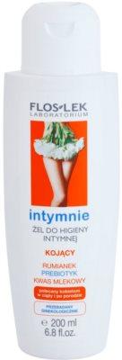 FlosLek Laboratorium Intimate Care gel calmante para la higiene íntima
