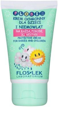 FlosLek Laboratorium Kids защитен крем за деца