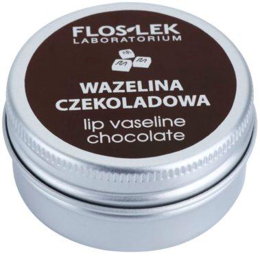 FlosLek Laboratorium Lip Care Chocolate vaselina para labios