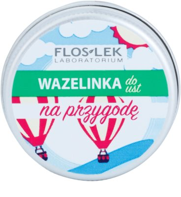 FlosLek Laboratorium Lip Vaseline Adventure ajakbalzsam