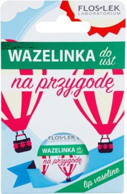 FlosLek Laboratorium Lip Vaseline Adventure balzám na rty 2